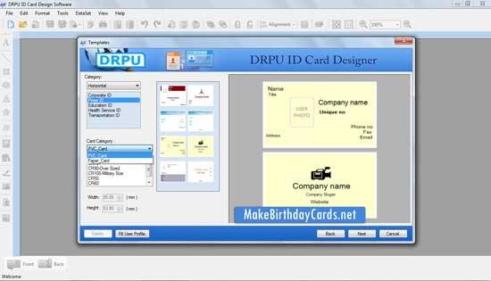 Birthday Cards Maker 8.2.0.1 full